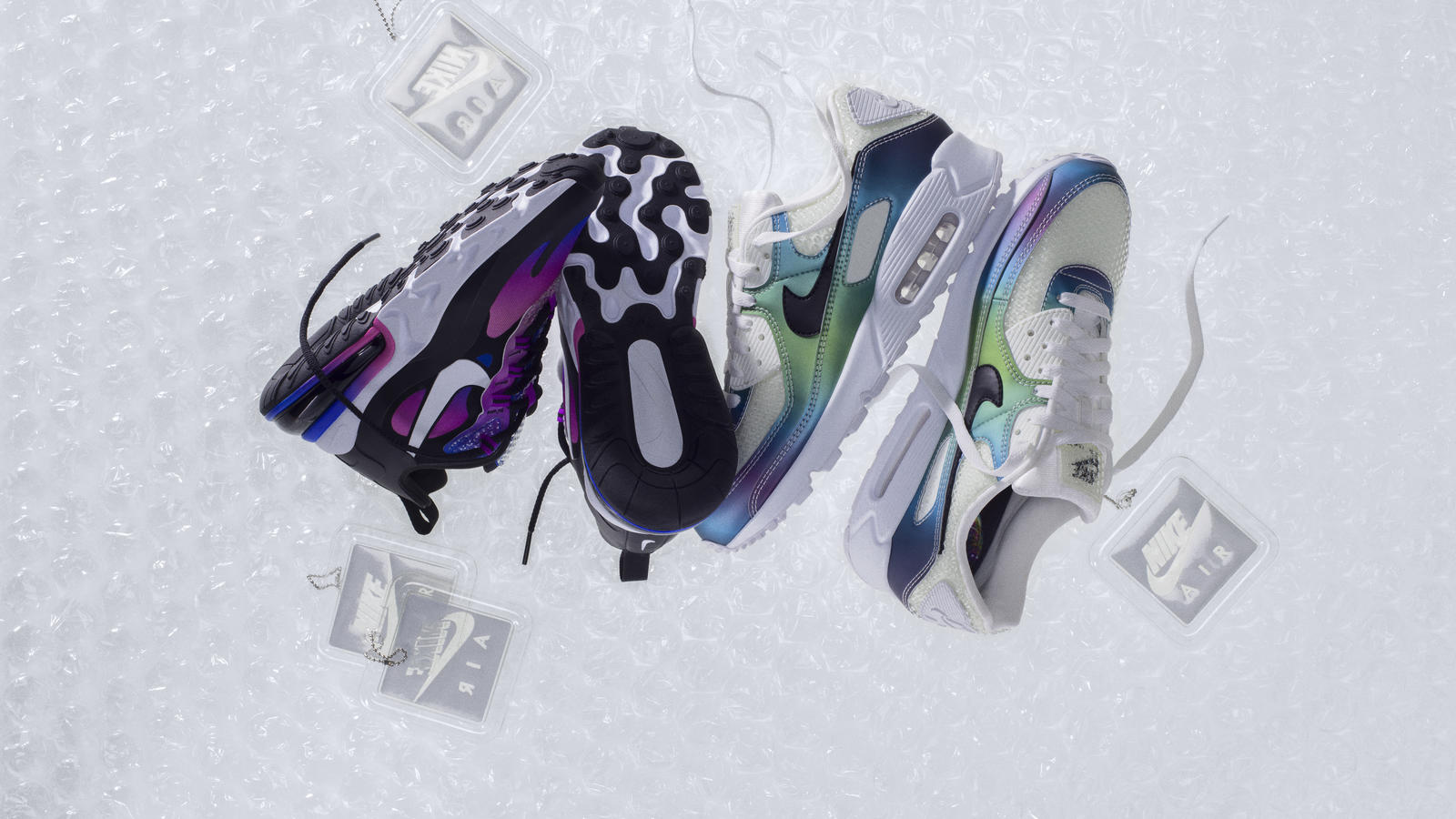 Air Max Bubble Pack 1