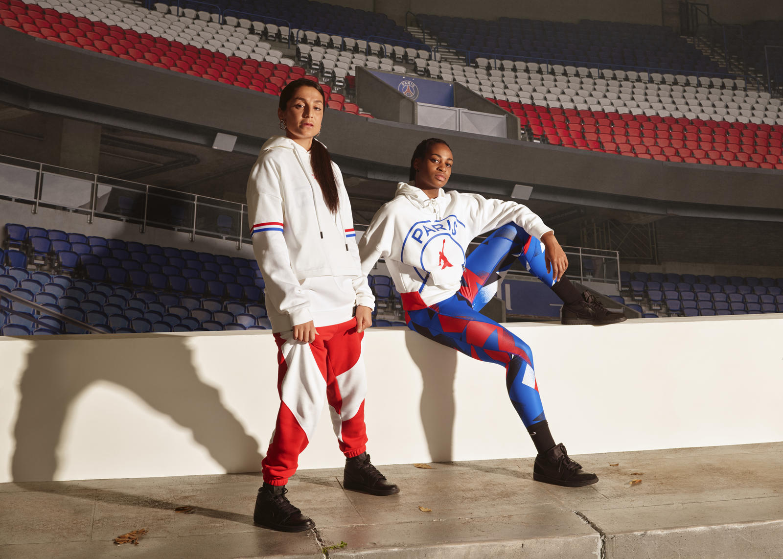 Jordan Brand and Paris Saint-Germain Women's Capsule Collection 4