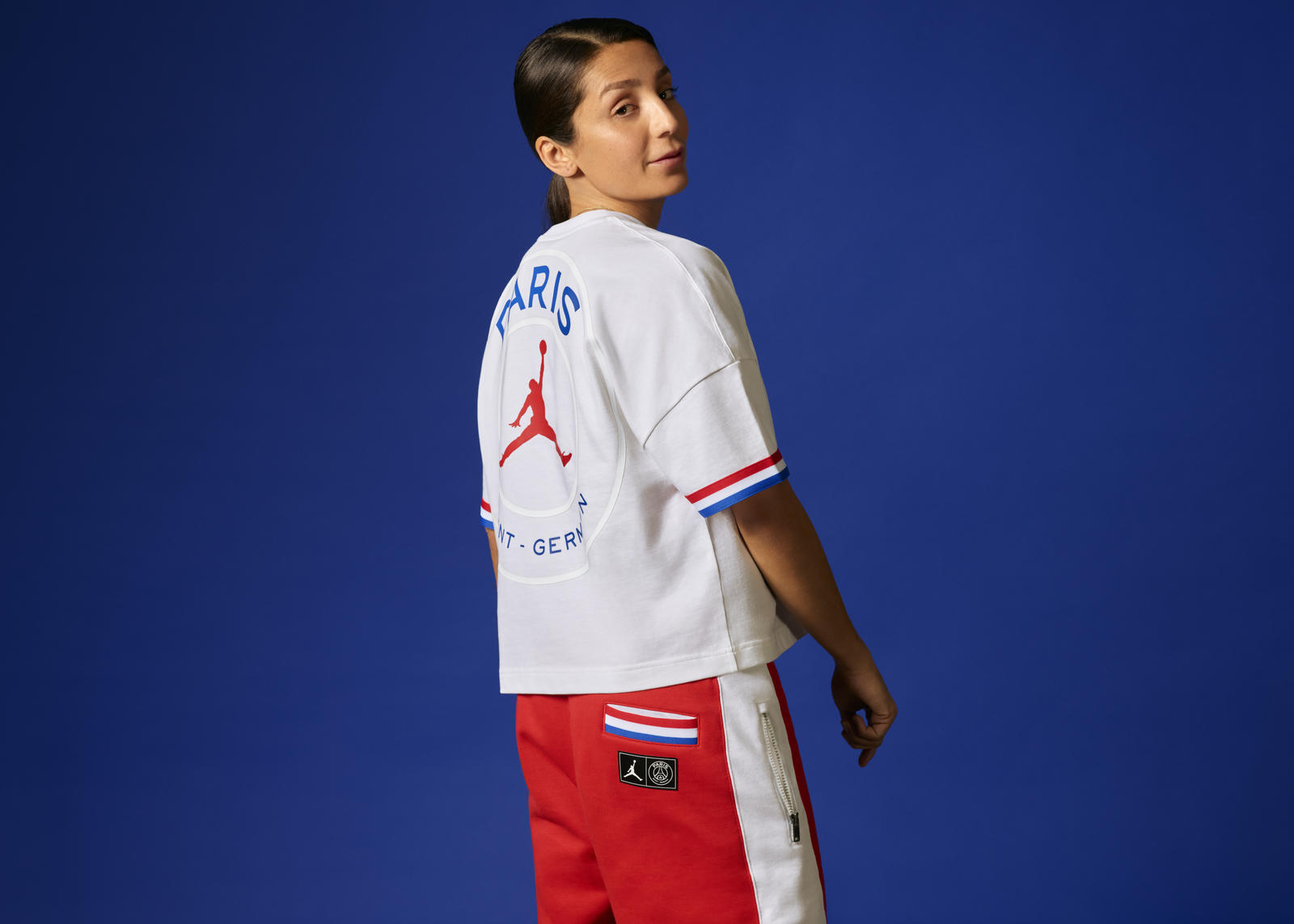 Jordan Brand and Paris Saint-Germain Women's Capsule Collection 6