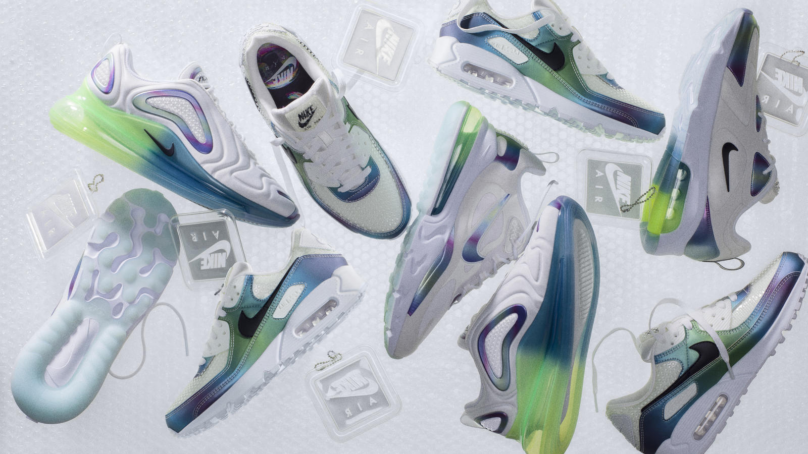 Air Max Bubble Pack 3