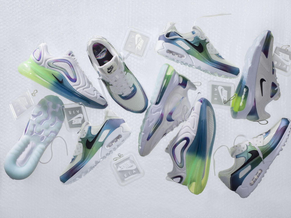 Check Out the Air Max Bubble Pack