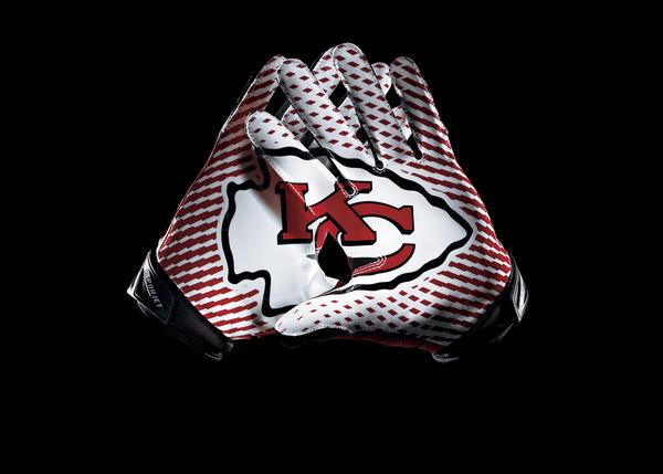 Chiefs: Kansas City Chiefs 2012 Nike Football Uniform