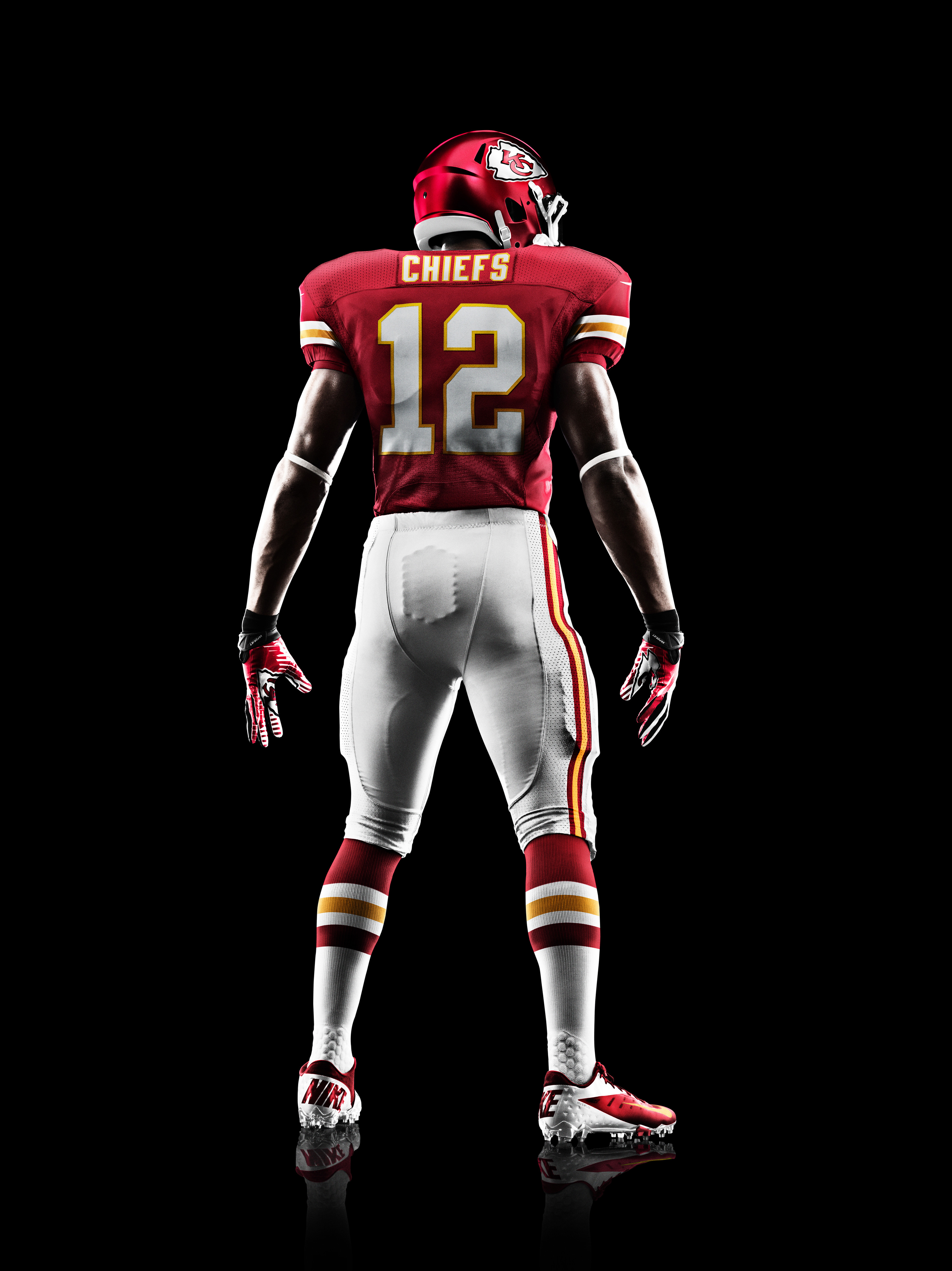 new concept 2acd6 60d7a Nike Chiefs #58 Derrick Thomas Green Men's Stitched NFL ...