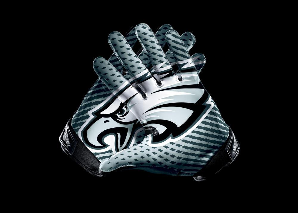 Philadelphia Eagles 2012 Nike Football Uniform