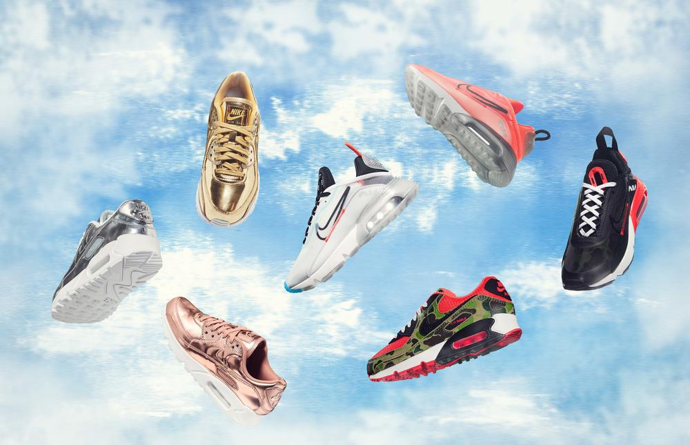 Nike's Latest Releases for Air Max Day 2020