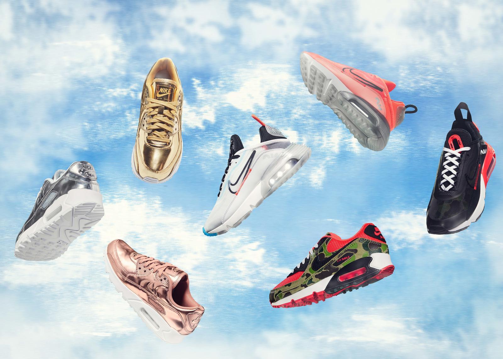 clímax Despertar Jardines  Air Max Day 2020 Releases - Nike News