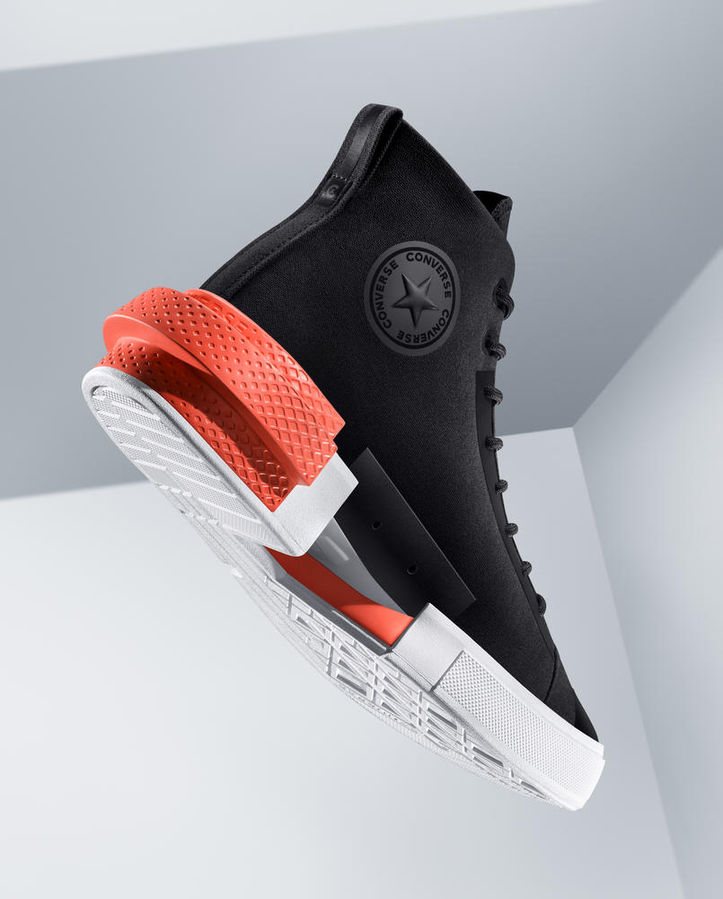 How Converse Uses Materials Innovation to Reimagine Design