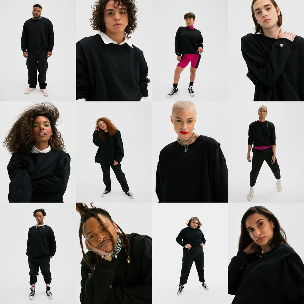 SHAPES is Converse's First Genderless Apparel Collection