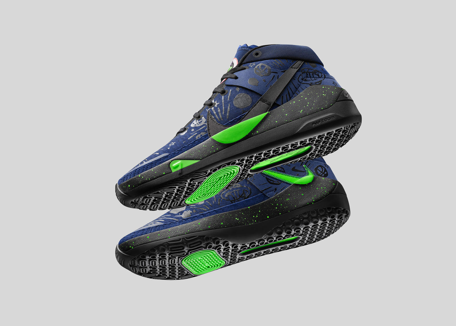 Kevin Durant KD13 Official Images and