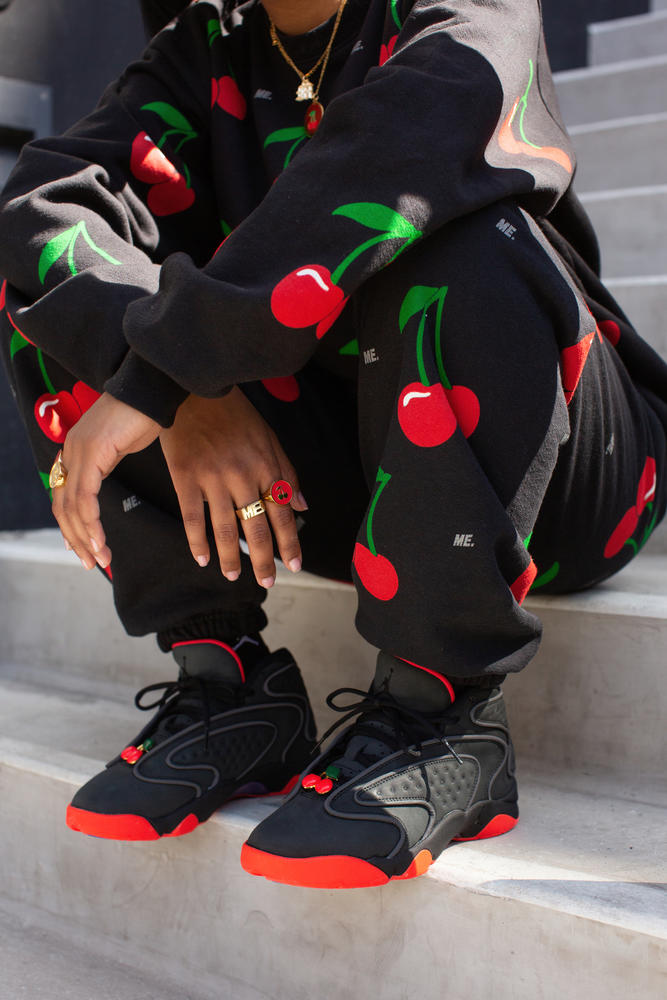 The First Women's Jordan OG Collaboration with Melody Ehsani