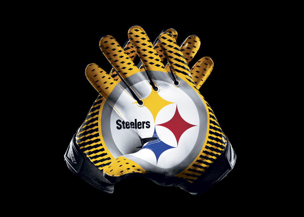 Pittsburgh Steelers 2012 Nike Football Uniform