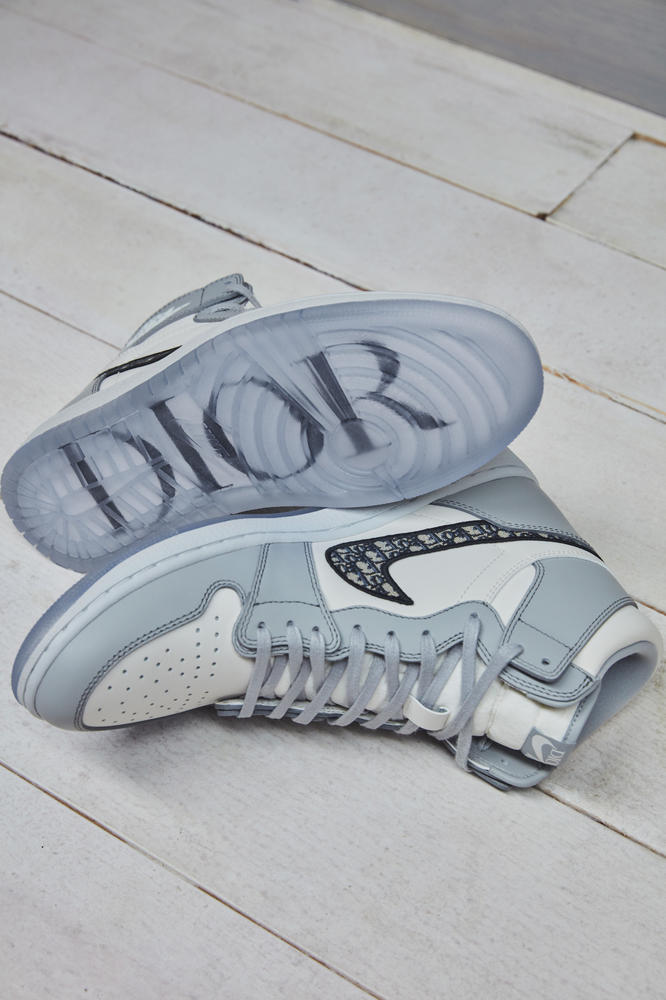 Jordan Brand and Dior Unveil Air Dior Capsule Collection