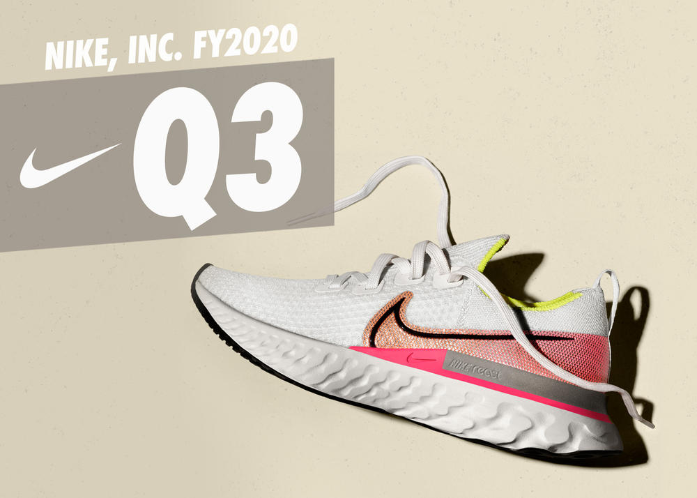 NIKE, Inc. Reports Fiscal 2020 Third Quarter Results