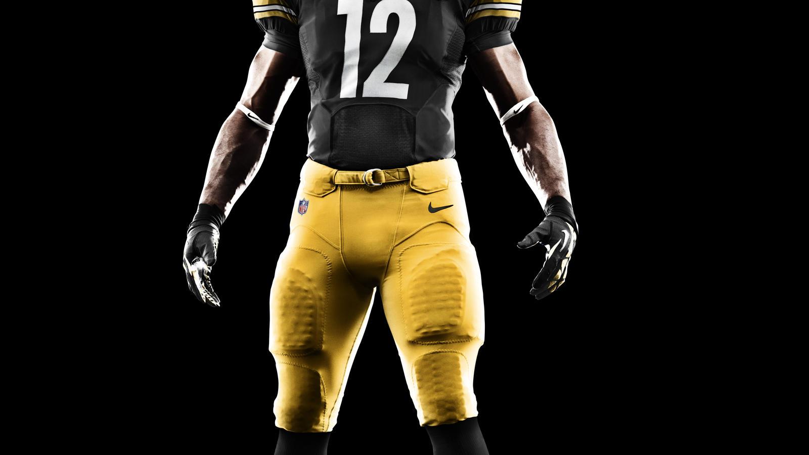 the best attitude ef2bd fd283 Pittsburgh Steelers 2012 Nike Football Uniform - Nike News