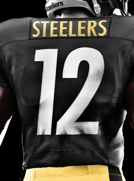 steelers uniforms pittsburgh steelers 2012 nike football uniform nike news