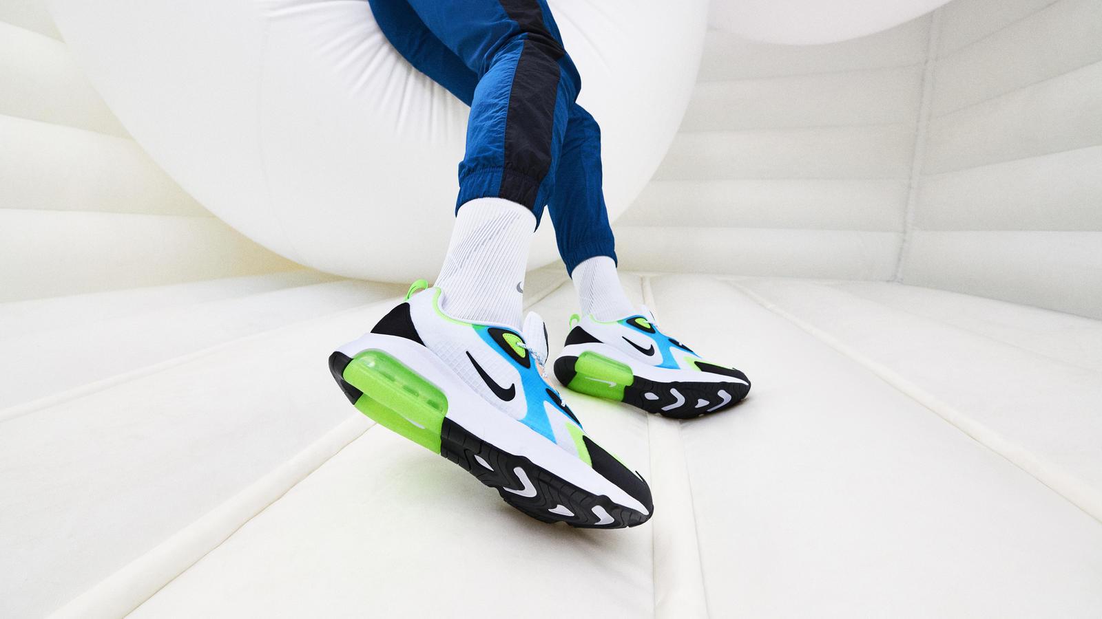 Nike Sportswear Vibrant Pack Air Max 200 Air Max 270 React Air Max Tailwind IV MX-720-818 Air Max 720 0