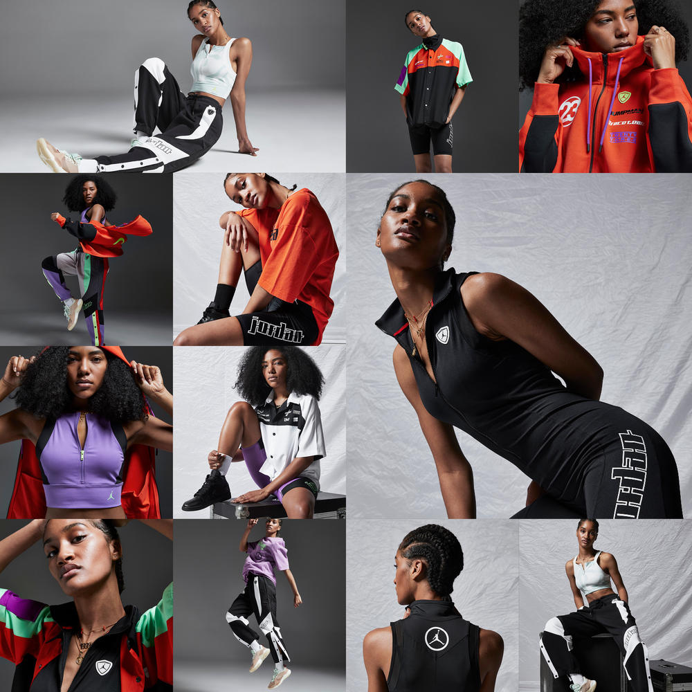 Motorsport Serves as a Muse for Jordan Brand's Latest Women's Summer Capsule