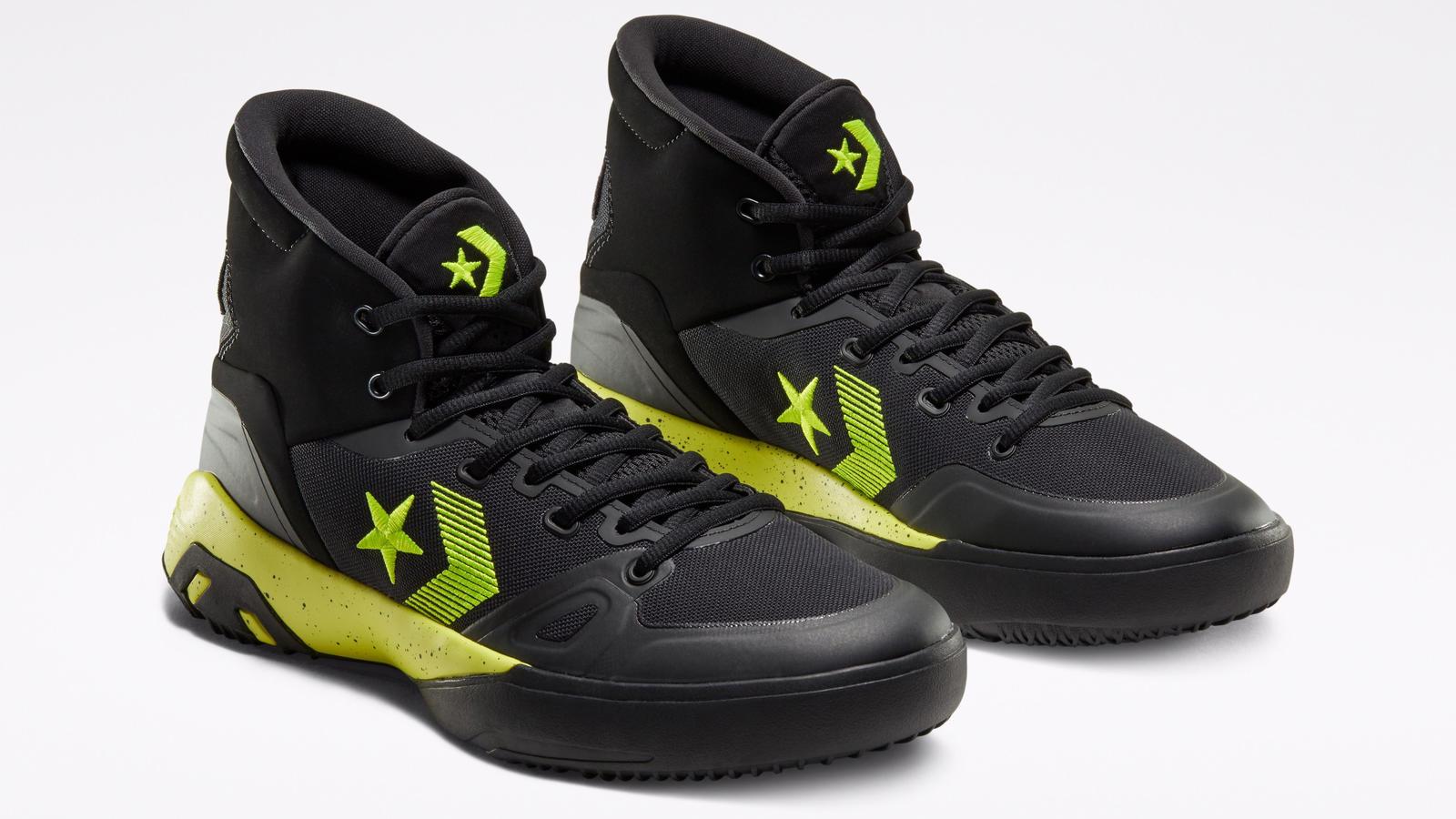 converse nike basketball shoes