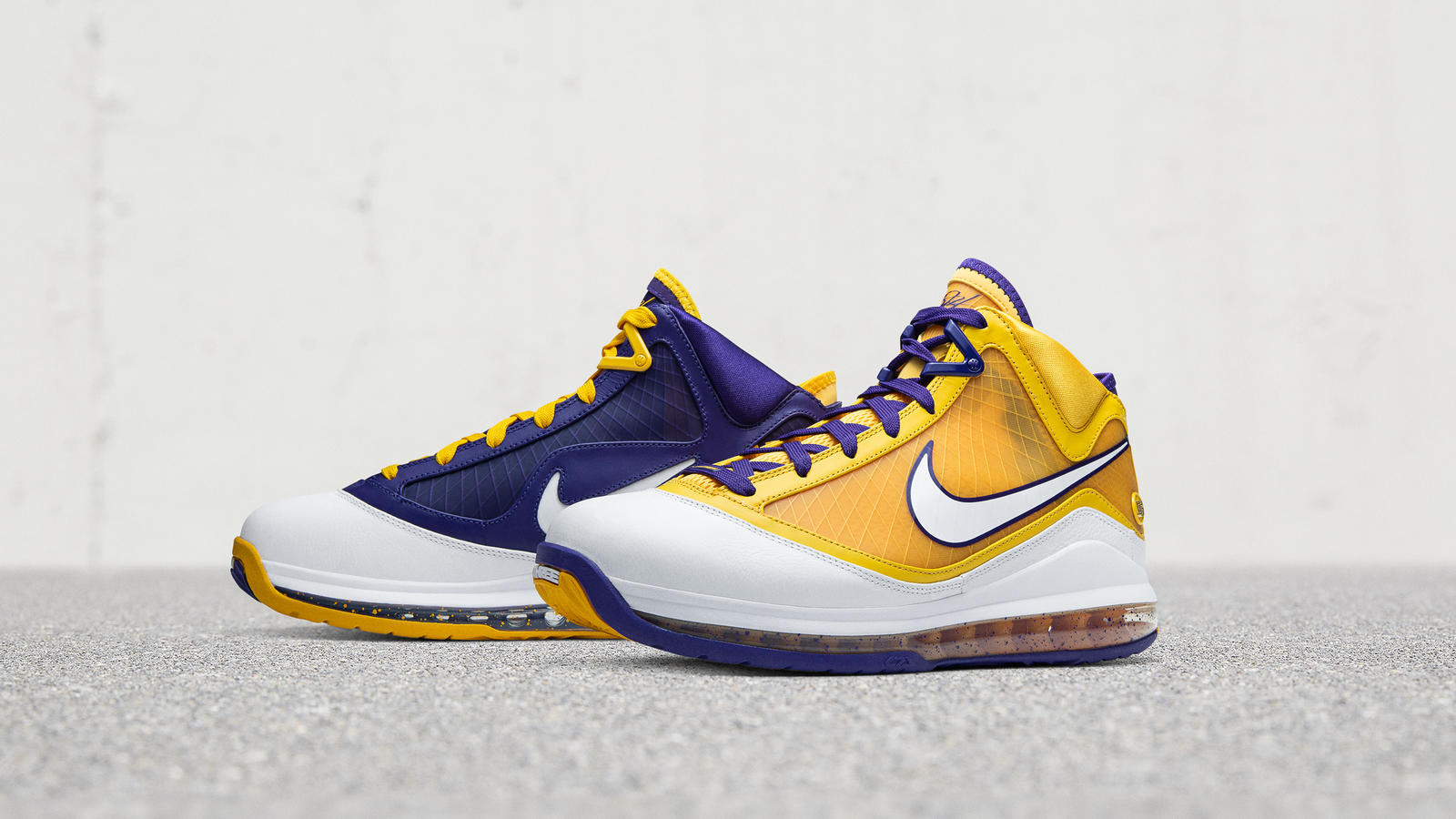 LEBRON 7 Media Day Official Images and