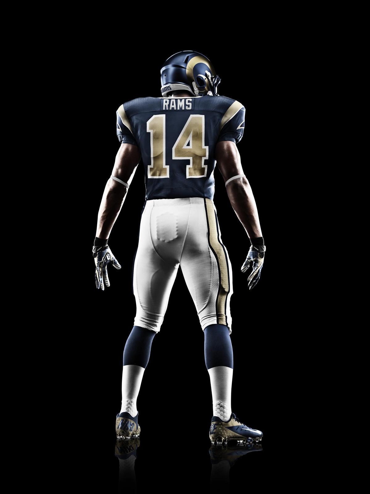 St Louis Rams 2012 Nike Football Uniform Nike News