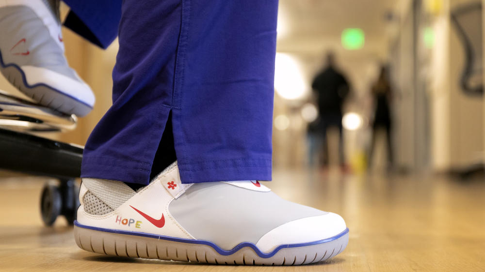 Nike Joins with Athletes to Thank Frontline Healthcare Workers