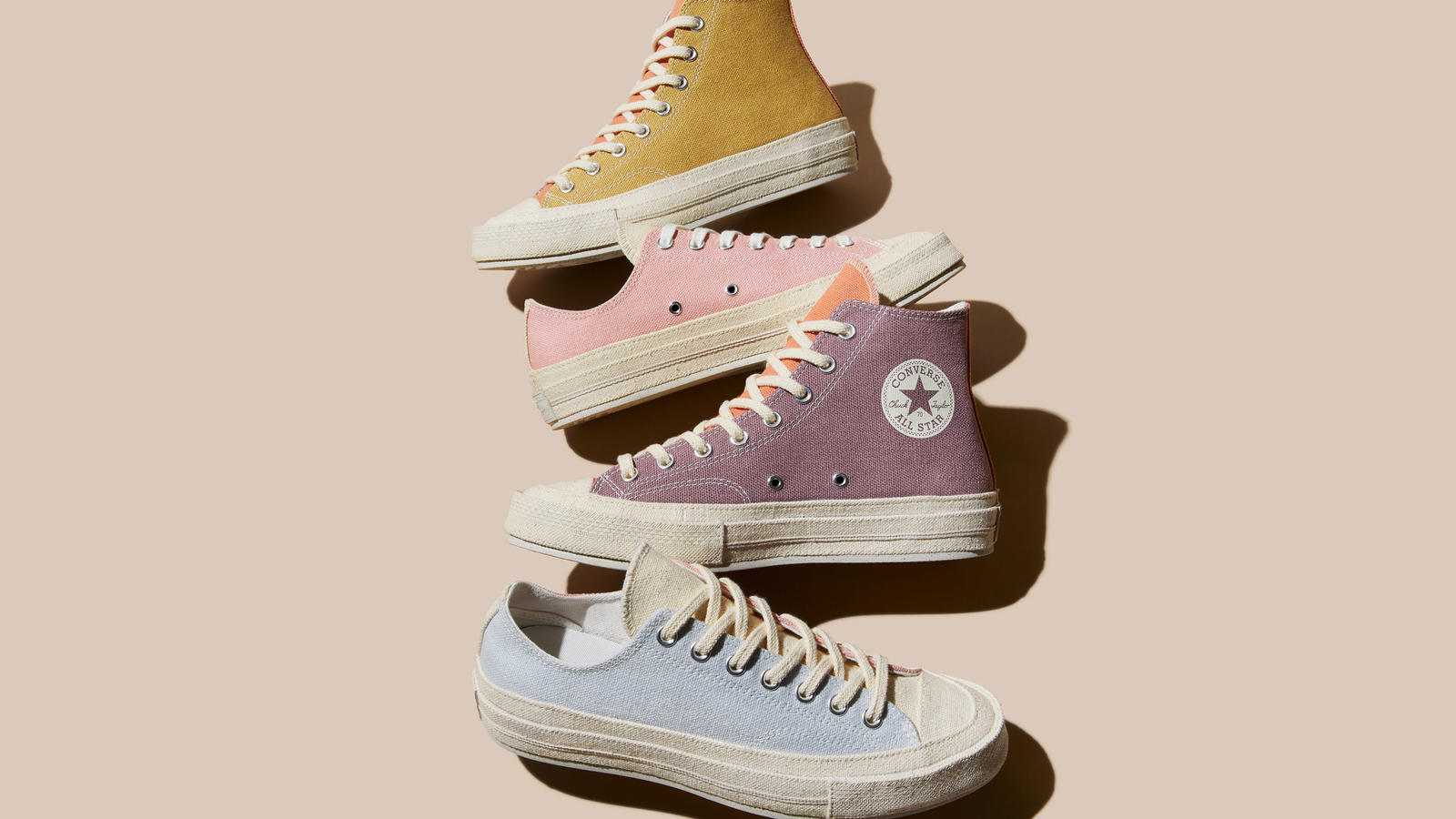 Converse Renew Tri-Panel Chuck 70 Summer 2020 Collection Official Images and Release Date 0