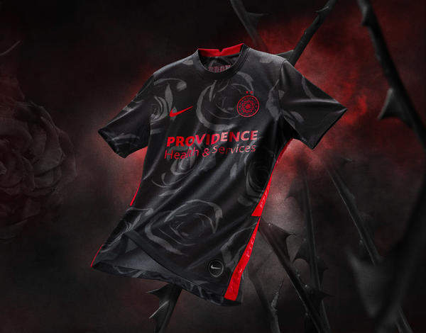 Nike Portland Thorns FC Kits 2020-21 Official Images 4