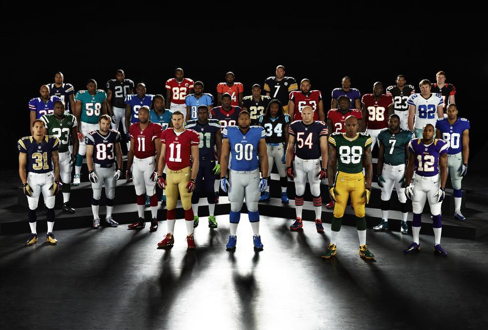 The Nike Elite 51 Uniform