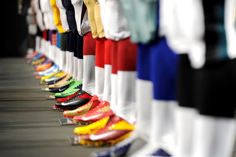 Nfl Uniform Socks 39