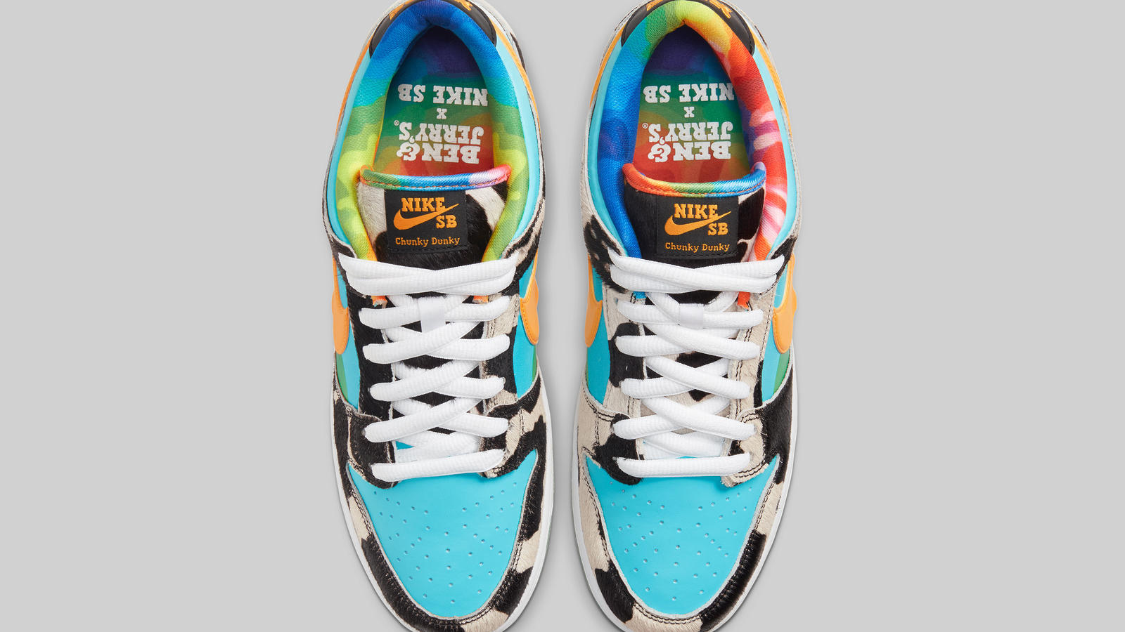 Nike Dunk Low Pro Ben & Jerry's Official Images and Release ...