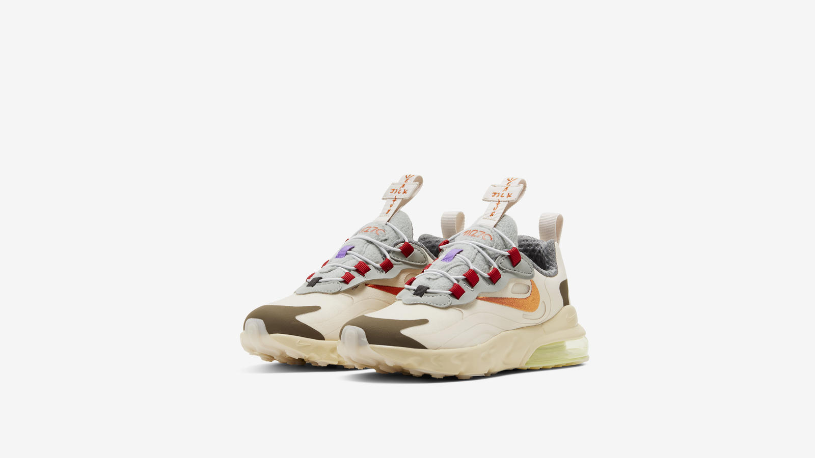 "Íncubo sofá barro  Nike x Travis Scott Air Max 270 ""Cactus Trails"" and Apparel Collection  Official Release Info - Nike News"
