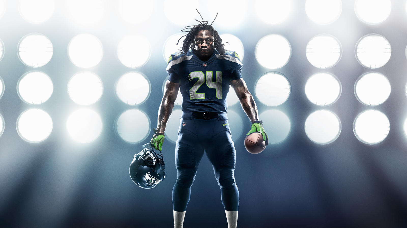 best website 5bca4 764e9 Seattle Seahawks 2012 Nike Football Uniform - Nike News