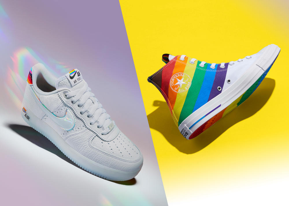 República vocal Pino  Nike BETRUE and Converse Pride 2020 Footwear Official Images and Release  Dates - Nike News