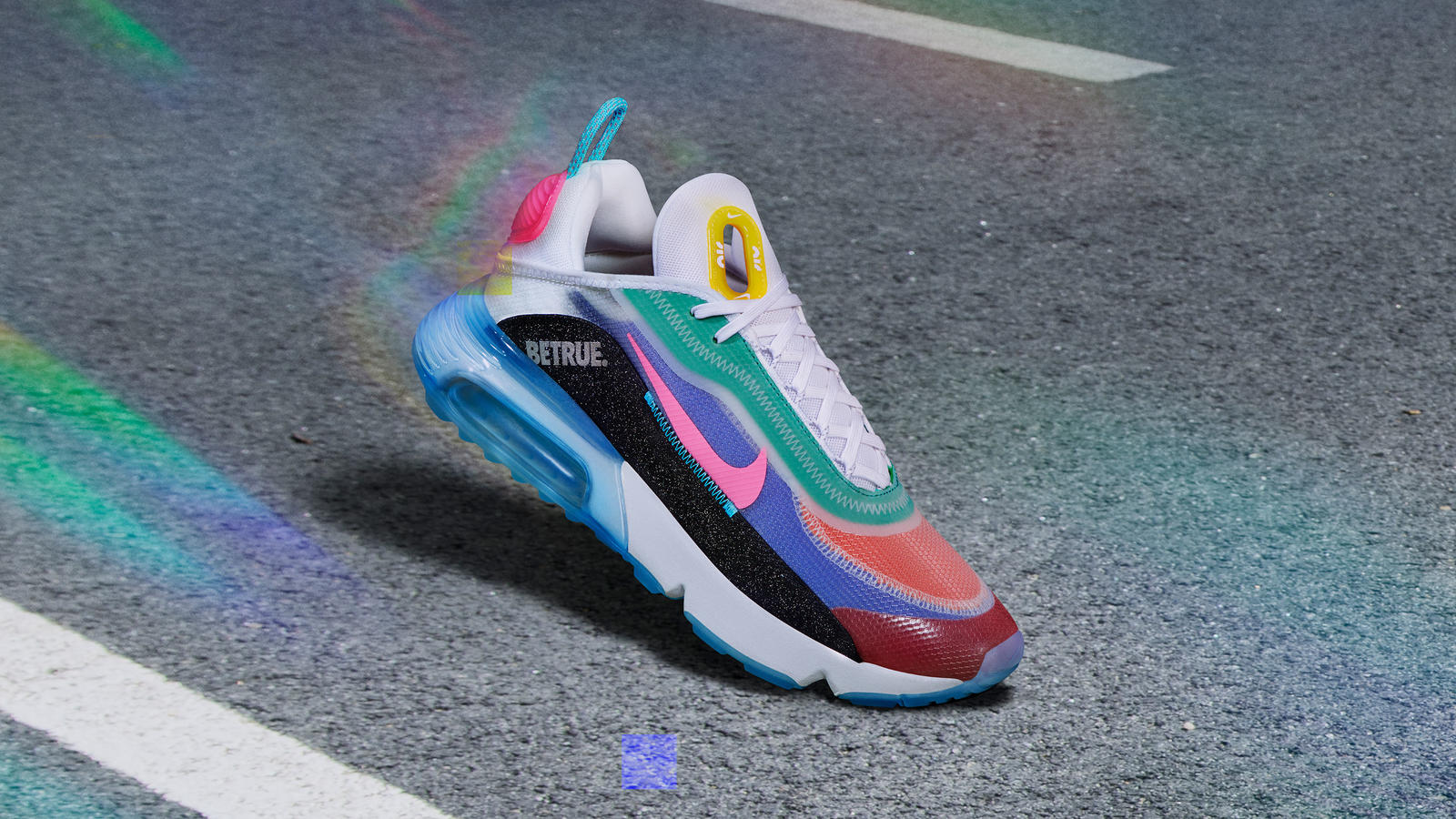 Nike BETRUE and Converse Pride 2020