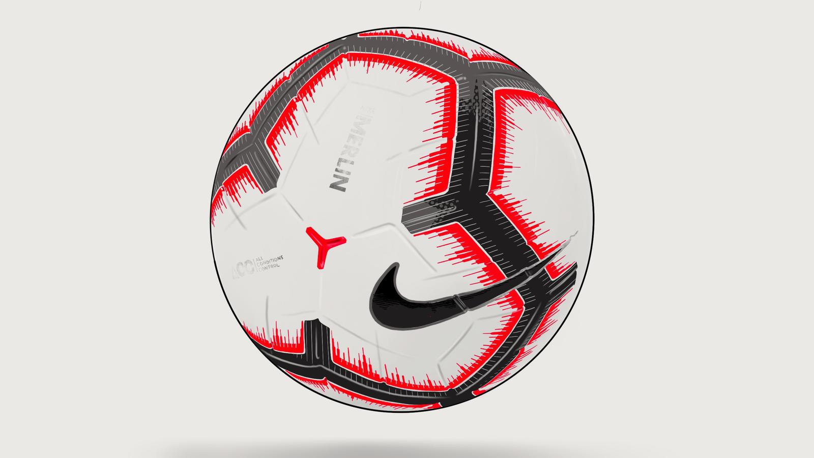 Nike Flight Ball 5