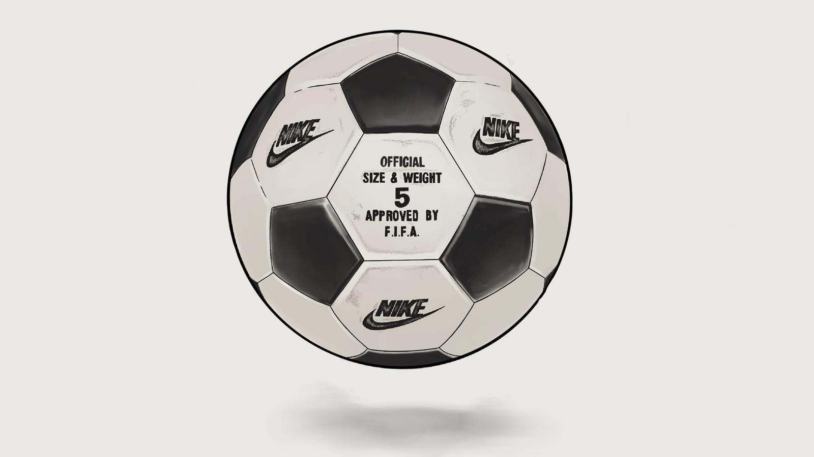 Nike Flight Ball 8