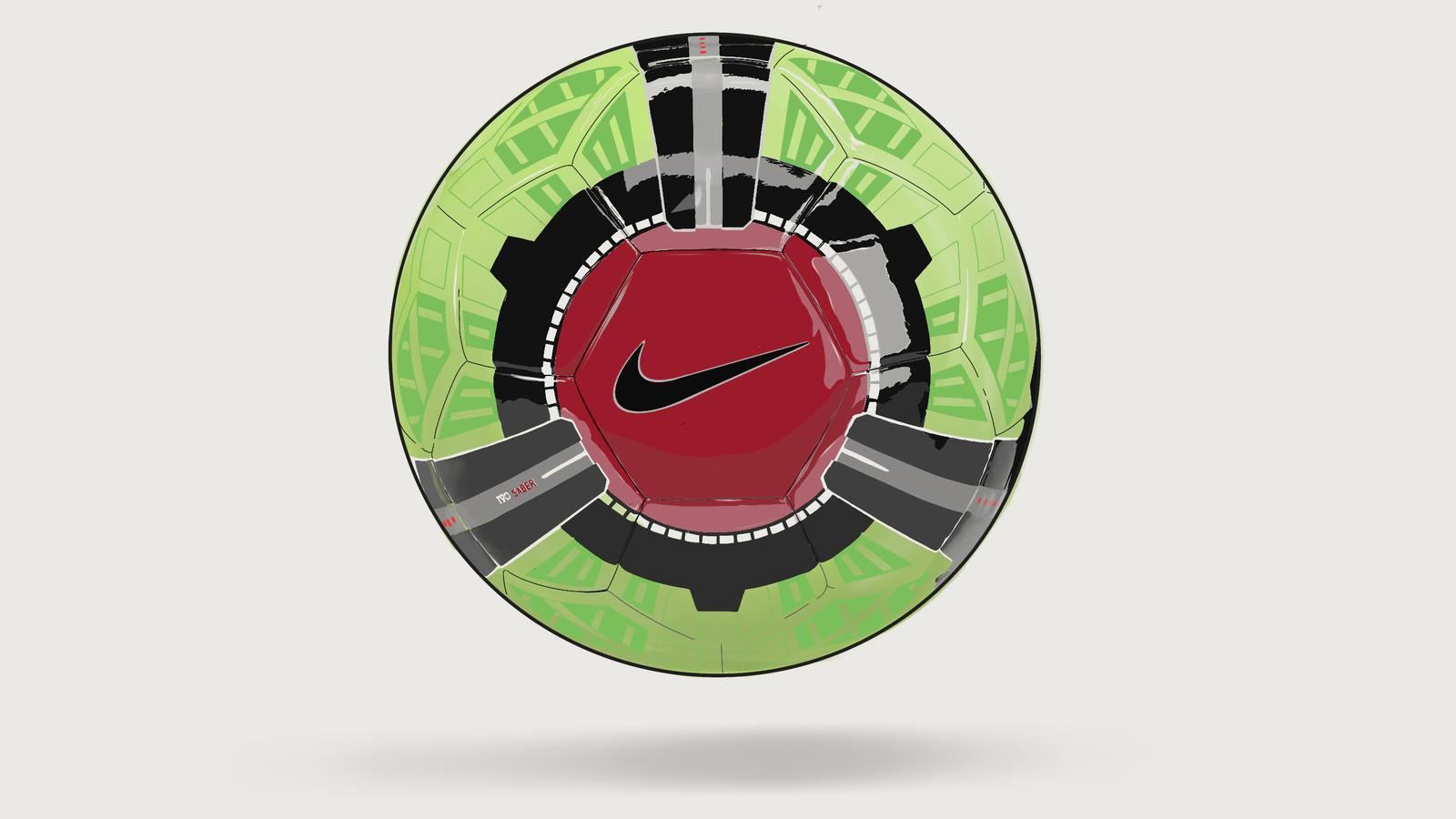 Nike Flight Ball 9