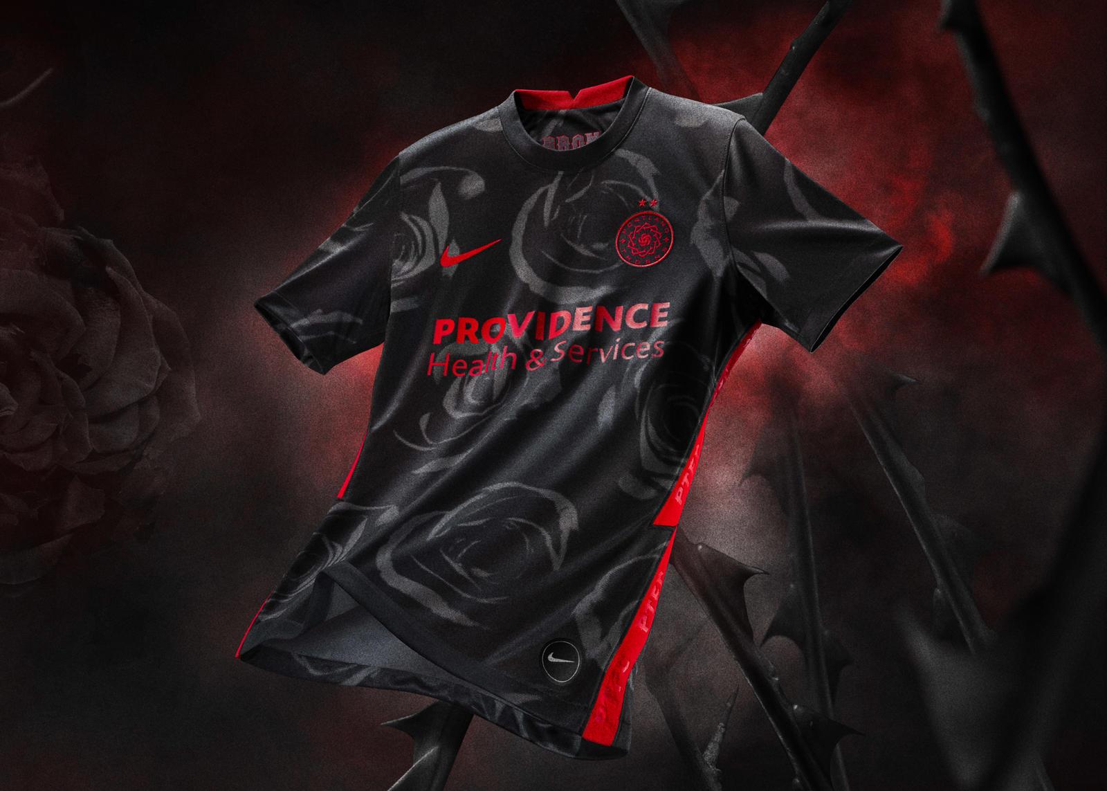 Nike Portland Thorns FC Kits 2020-21 0