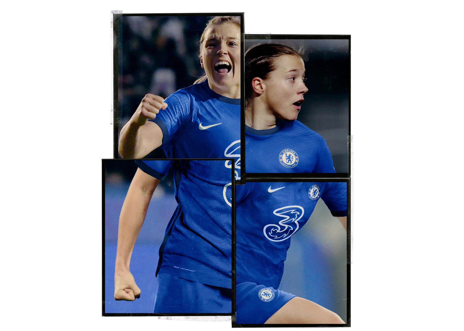 Chelsea 2020-21 home kit  0