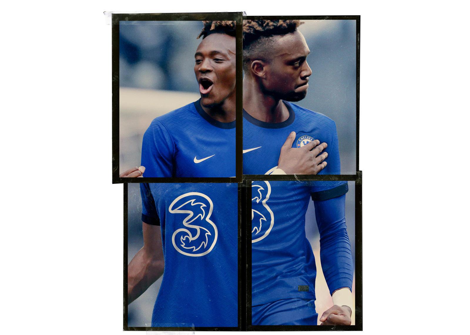 Chelsea 2020-21 home kit  1