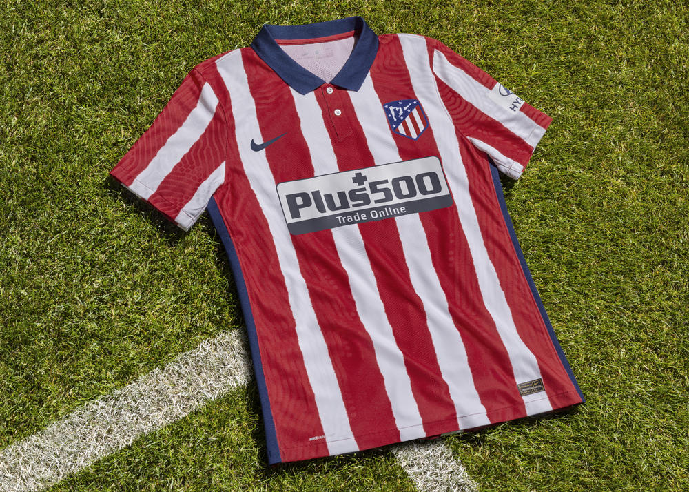 Atletico de Madrid 2020-21 Home Kit 0