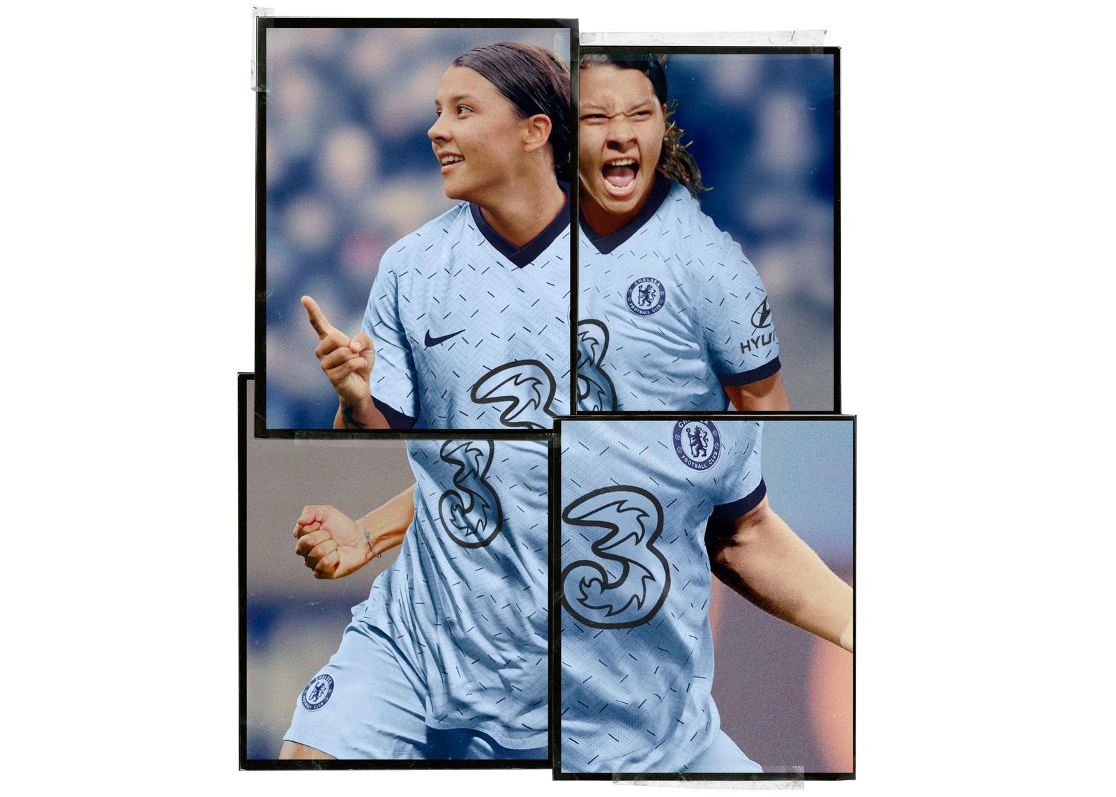 Chelsea 2020-21 away kit  0