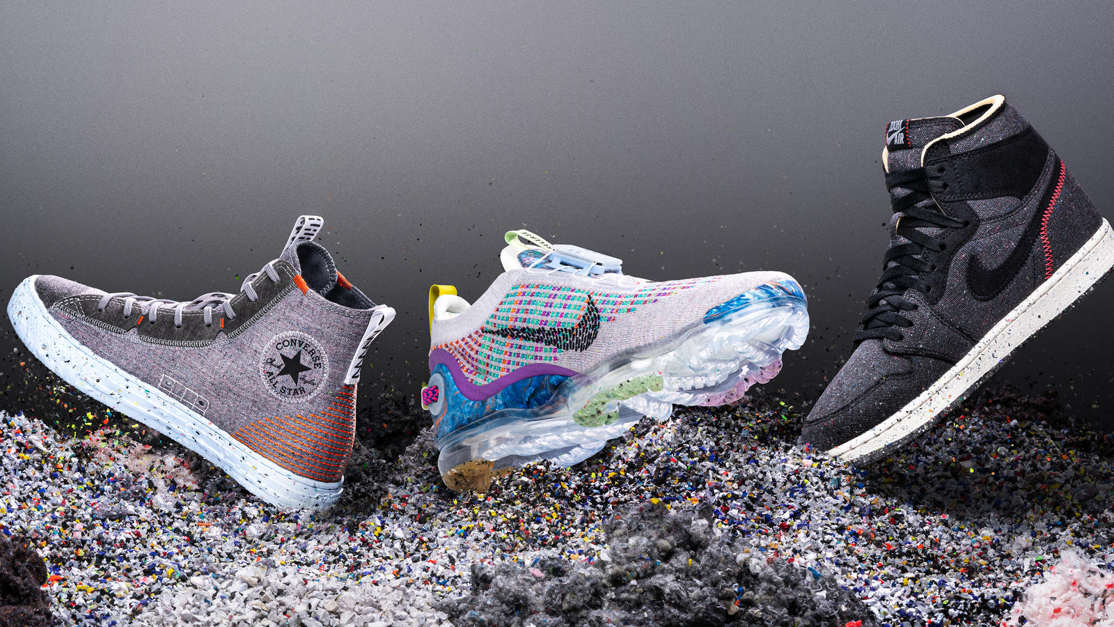 Nike Converse And Jordan Sustainable Design And Innovation 2020 Nike News