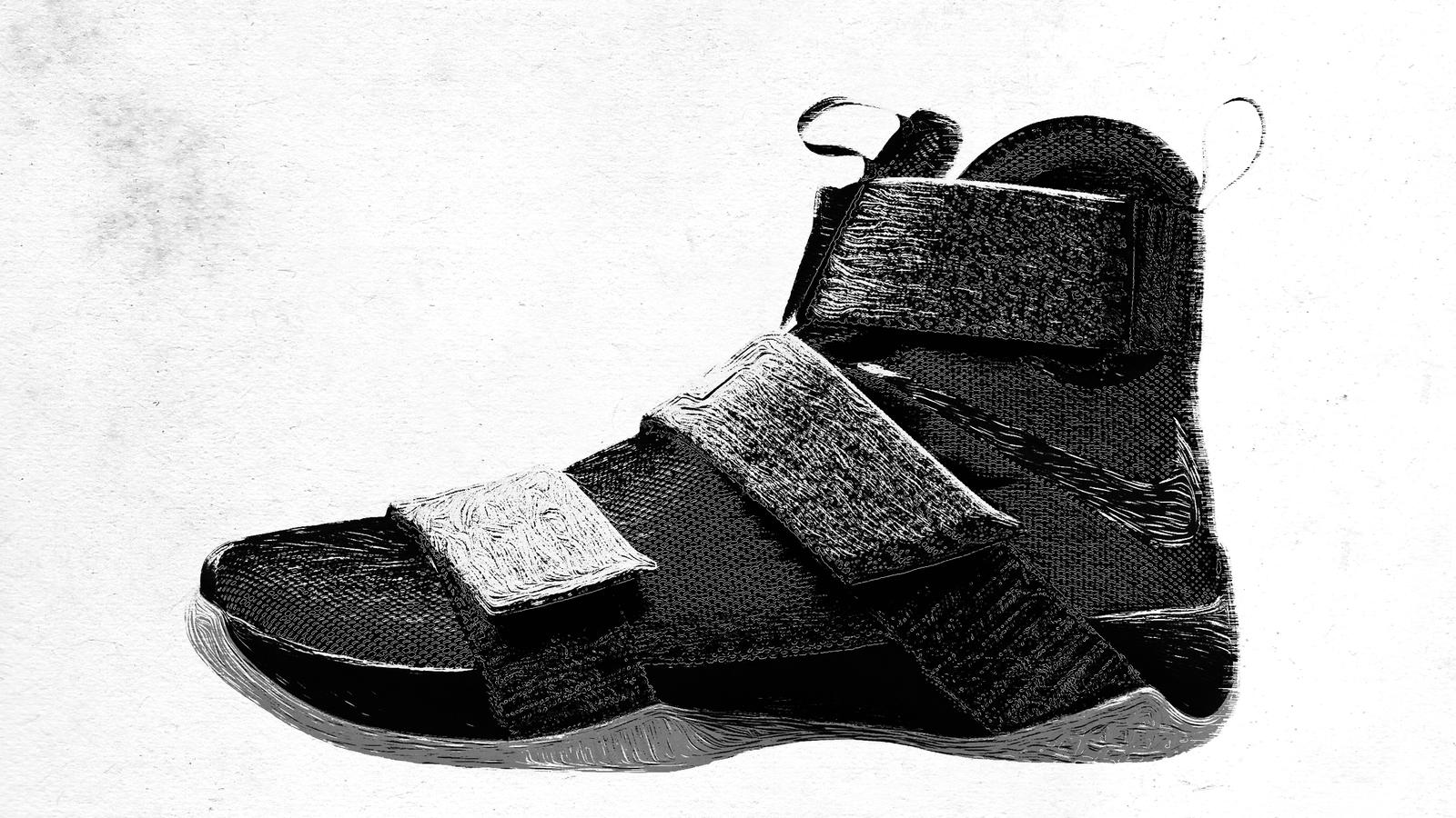 LeBron Soldier History - Nike News