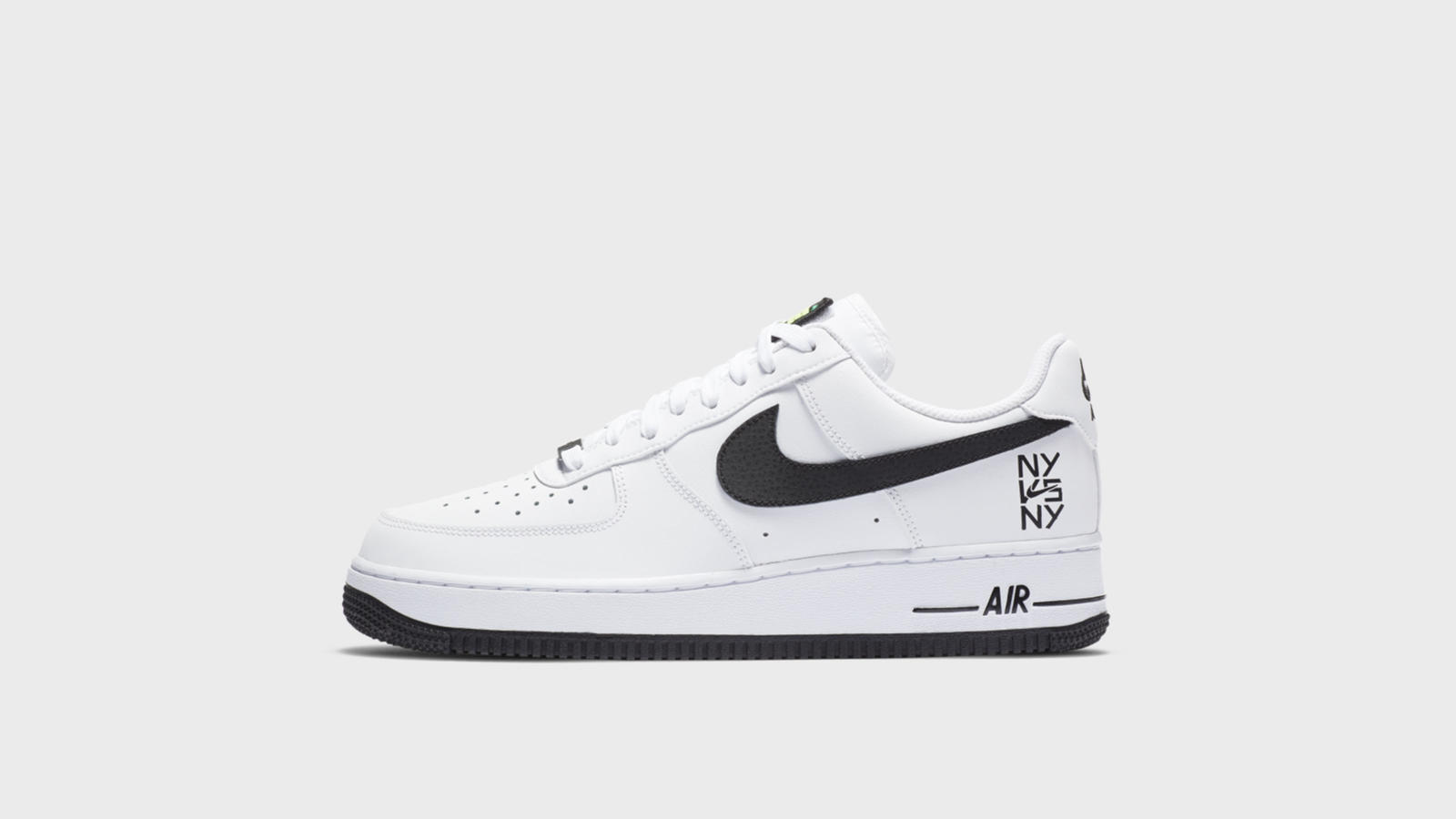 Nike Air Force 1 New York vs New York Los Angeles Drew League Official Images and Release Date 0