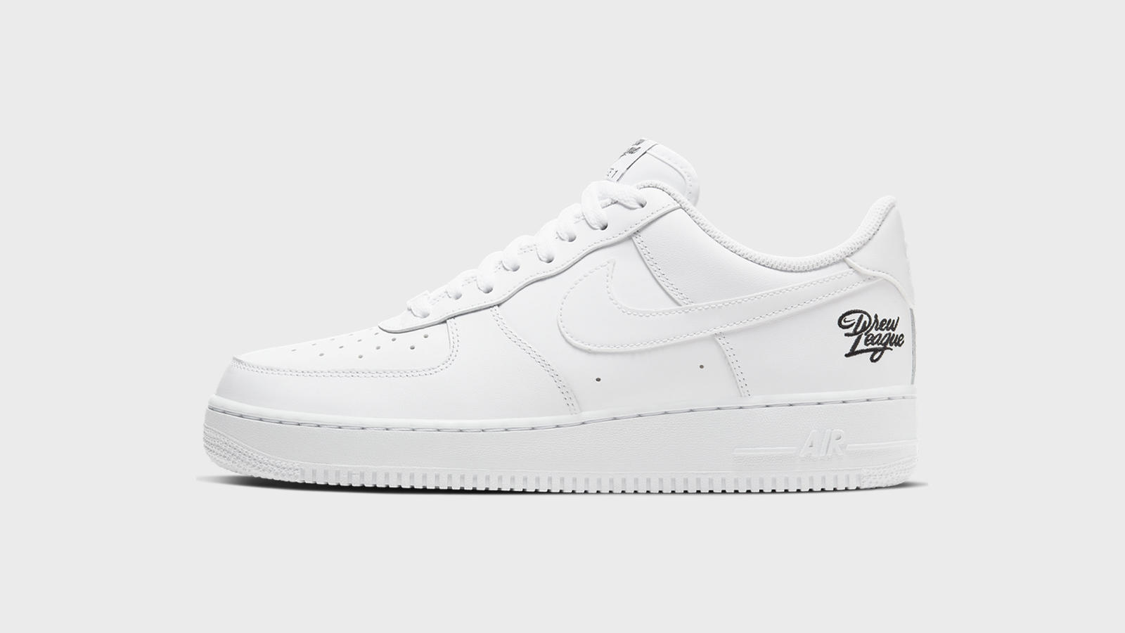 Nike Air Force 1 New York vs New York Los Angeles Drew League Official Images and Release Date 4