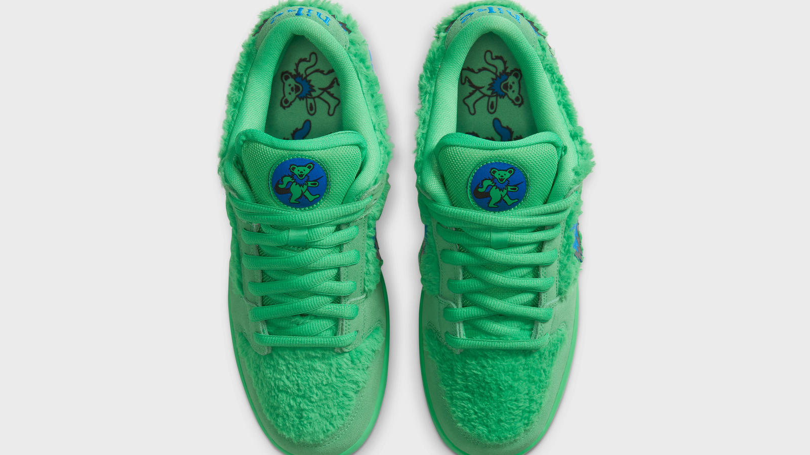 Nike SB Dunk Low Grateful Dead Official Images and Release Date ...