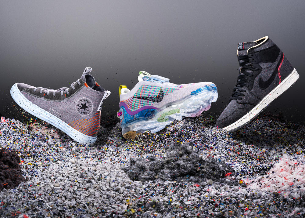 Nike, Converse and Jordan Brand Discuss the Future of Sustainable Design and Innovation