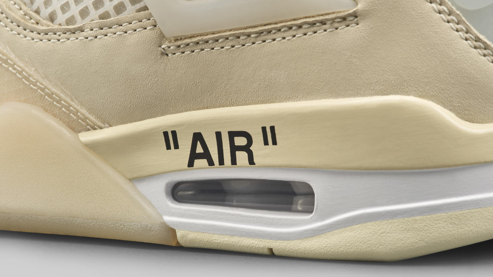 Jordan Brand Virgil Abloh Women's Air Jordan IV 11