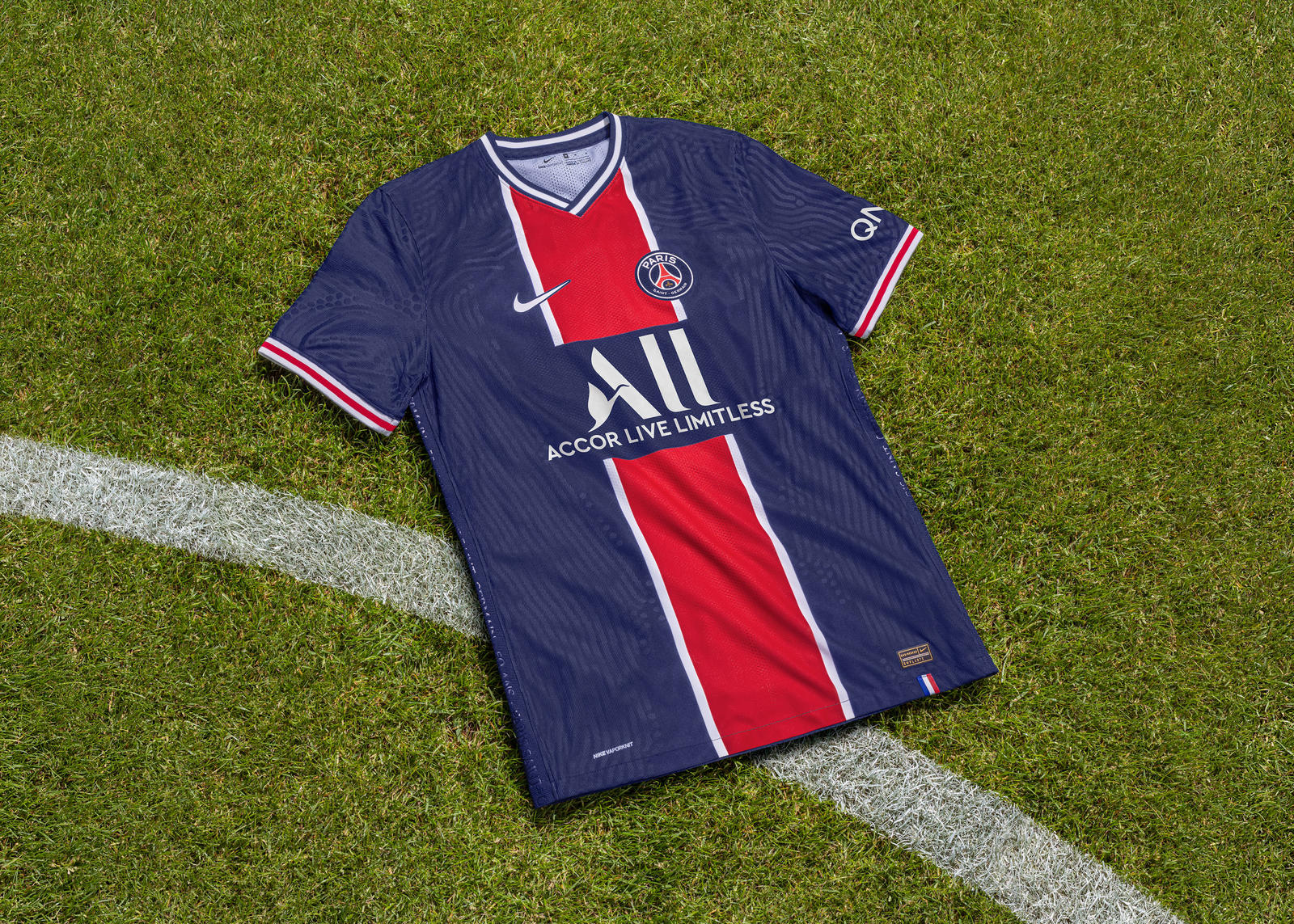 Paris Saint-Germain's 2020-21 Home and Away Kits 0